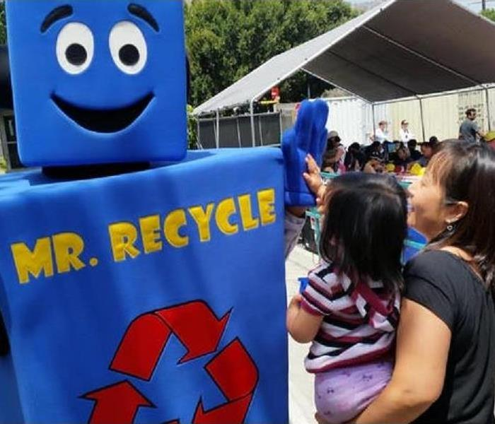 Community Discover Recycling Open House - West LA 2018