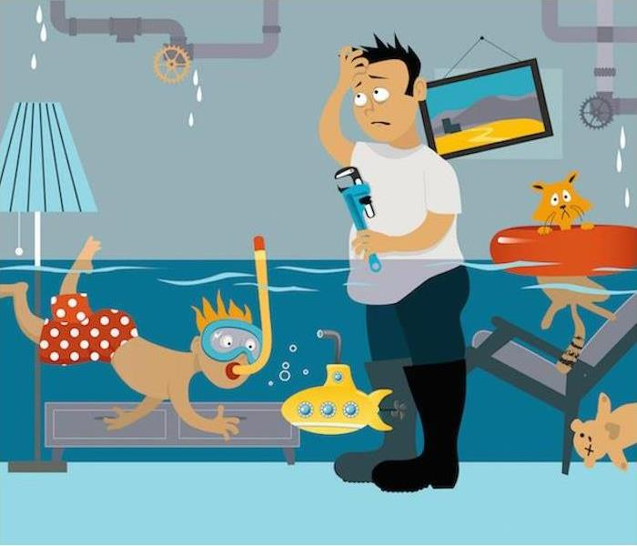 Water Damage 5 Easy Tips To Prevent Water Damage